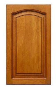 solidwood raised panel door 1
