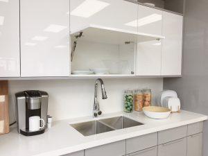 High Glossy Kitchen