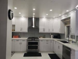 Brampton high gloss kitchen