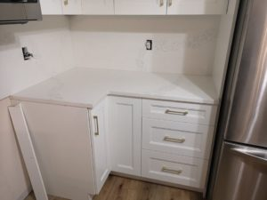 Burlington Cozy Kitchen Remodel - Corner Area
