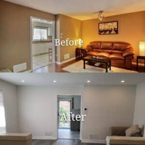 Burlington Appleby Remodel Living Room