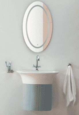 Round LED Mirror (Various Sizes) Image