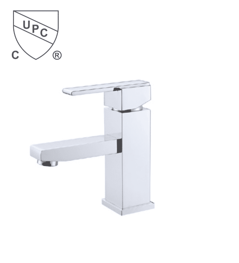 Single Handle Lavatory Faucet Image