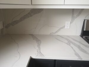 Hamilton Contrast Kitchen Remodel - Counter