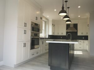 Burlington Two Tone Kitchen
