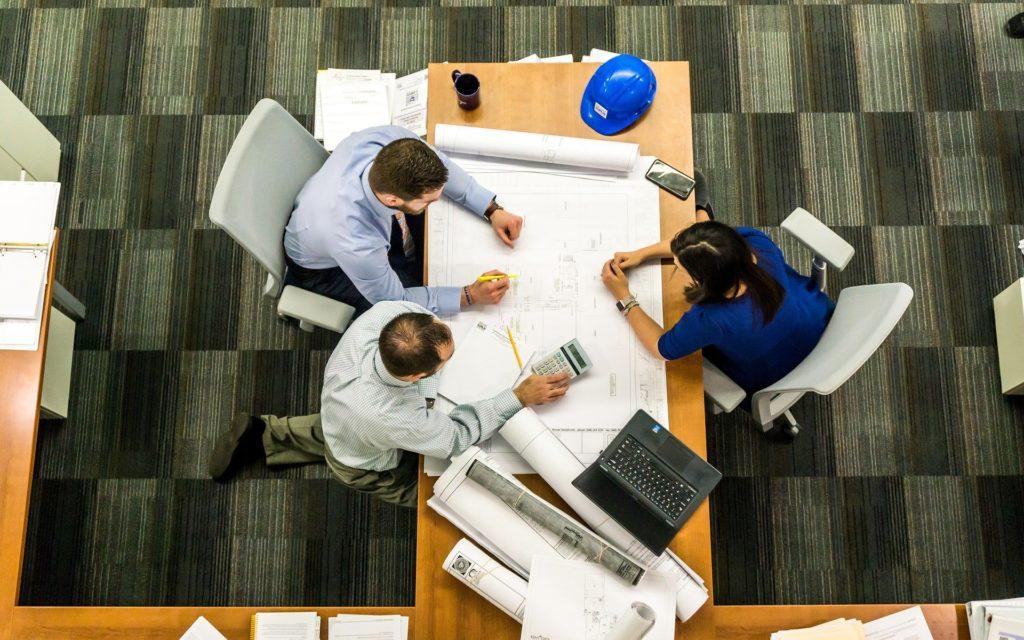 Building A Home-Teamwork